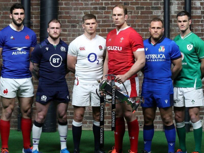 Rugby, Sei Nazioni 2020: nuovo calendario