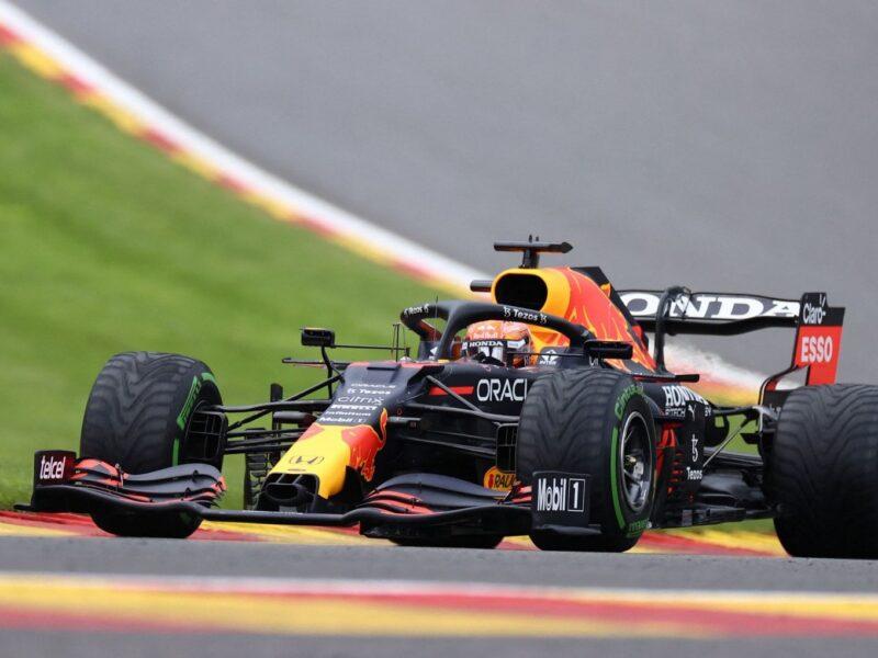 F1, difficile per Verstappen. Per Russell non c'era nulla da perdere.